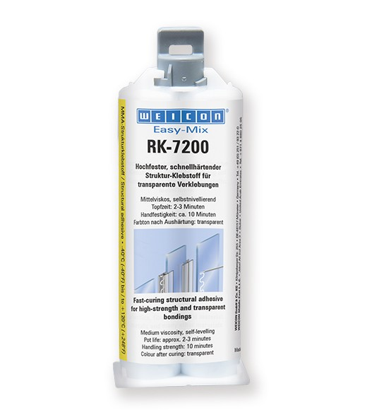 Easy-Mix RK-7200 adeziv structural acrilic