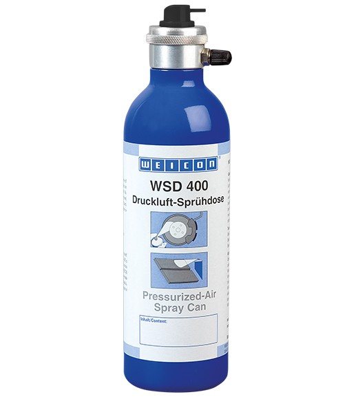 Recipient de spray sub presiune WSD 400